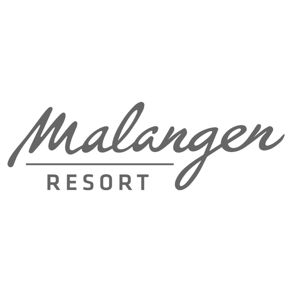 Logo. Malangen Resort