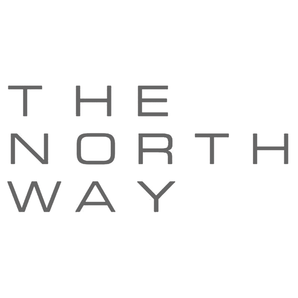 Logo. The North Way